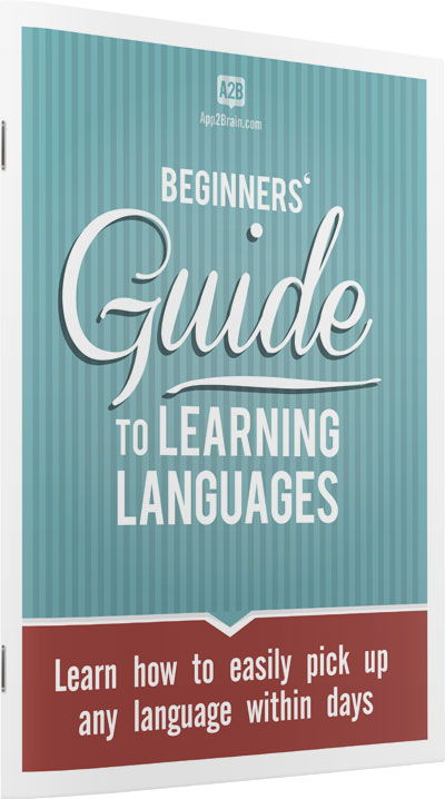 Beginners guide to learning languages