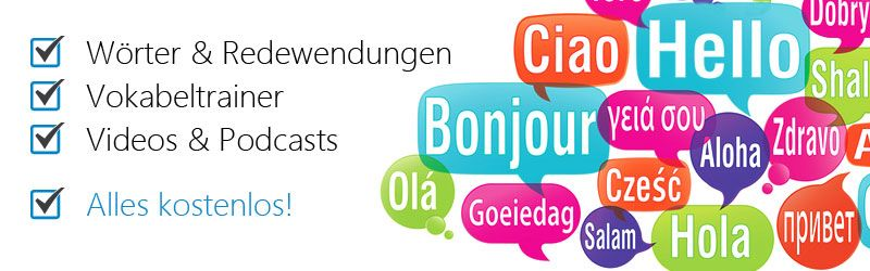 Lerne kostenlos 40+ Sprachen mit App2Brain