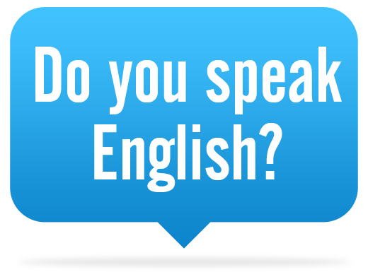 Learn to say do you speak English in different languages