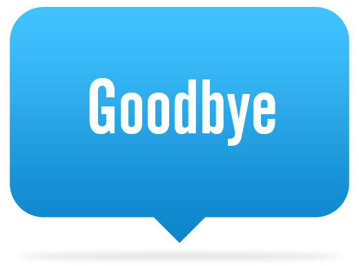 Learn to say goodbye in different languages